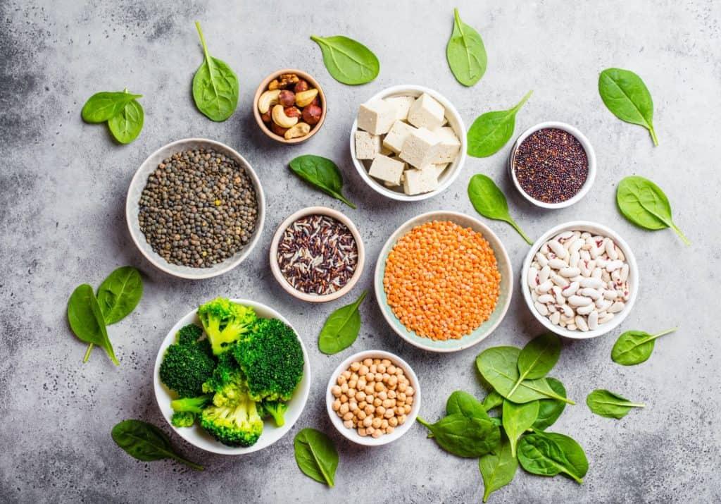 rastlinné bielkoviny, antónia mačingová, ľahké chudnutie